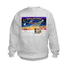 3 Spinones Sweatshirt