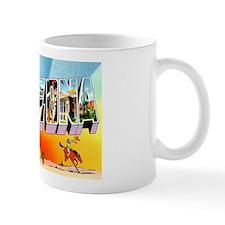 Arizona State Greetings Mug