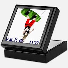 Wakeboarding Keepsake Box