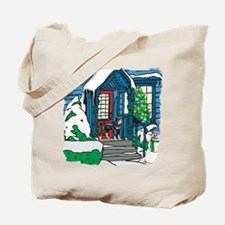 Welcome Rottweiler Tote Bag
