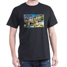 Sacramento California Greetings (Front) T-Shirt