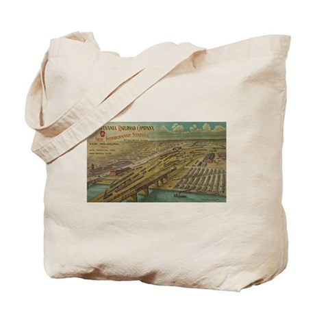 1902 PRR Poster - Tote Bag