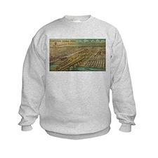 1902 PRR Poster - Sweatshirt