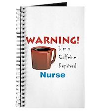Caffeine Deprived Nurse Journal
