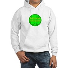 50% Irish, 100% Awesome Hoodie