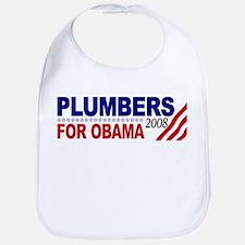 Plumbers for Obama 2008 Bib