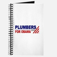 Plumbers for Obama 2008 Journal