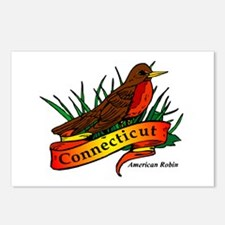 Connecticut Pride! Postcards (Package of 8)