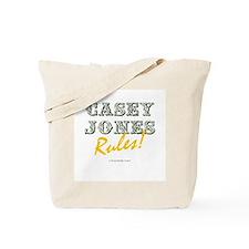 Casey Jones Rules! Tote Bag