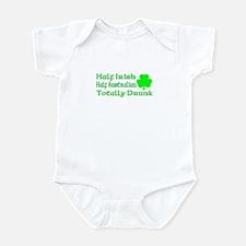 Half Irish, Half Australian, Infant Bodysuit