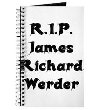 James R Werder Journal