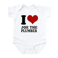 I love Joe the Plumber t shirts. Infant Bodysuit