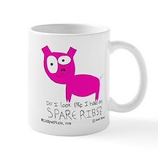 Wild Eyed Pixie - SpareRibs Mug