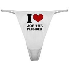Joe the Plummer Classic Thong