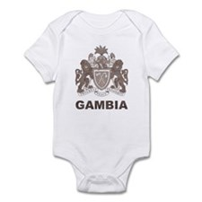 Vintage Gambia Infant Bodysuit
