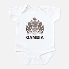 Vintage Gambia Onesie