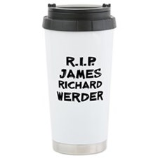James Werder 2 Travel Mug