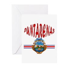 Puntarenas Greeting Cards (Pk of 10)