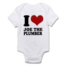 I love Joe the Plumber t shirts. Infant Bodysuit