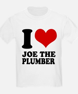 I love Joe the Plumber t shirts. T-Shirt