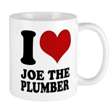 I love Joe the Plumber t shirts. Mug