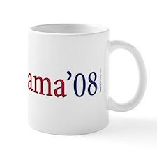 """""""Barack Obama 2008"""" Mug"""