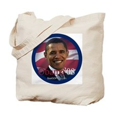 """Barack Obama 2008"" Tote Bag"