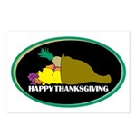 Thanksgiving Day Postcards (Package of 8)