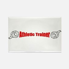 Athletic Trainer Rectangle Magnet