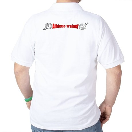 Athletic Trainer Golf Shirt