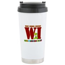 West Indies Cricket Travel Mug
