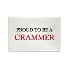 Proud to be a Crammer Rectangle Magnet