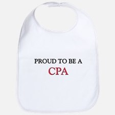 Proud to be a Cpa Bib