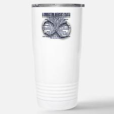 CORRECTION'S OFFICER PRAYER Travel Mug