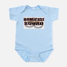 Funny Boston homicide Infant Bodysuit