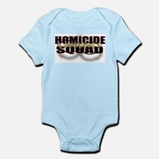 Boston homicide Infant Bodysuit