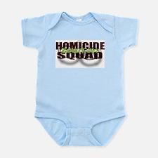 Cool Boston homicide Infant Bodysuit
