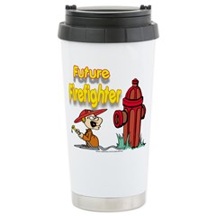 FUTURE FIREFIGHTER!!! Travel Mug