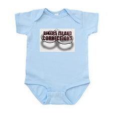 FRONT+BACK RIKERS Infant Bodysuit