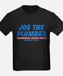 joe the plumber debate champ T