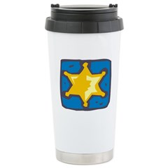 MY DADDY ARRESTED YOUR DADDY. Travel Mug