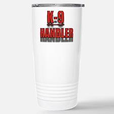 """""""K-9 HANDLER"""" Travel Mug"""