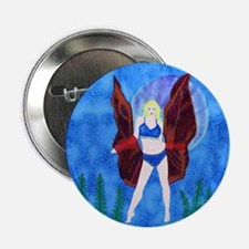 """Isis Belly Dancer 2.25"""" Button"""