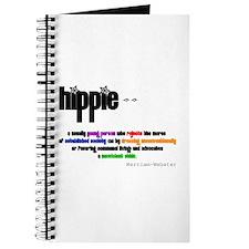 Hippie Defined Journal