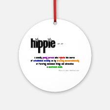 Hippie Defined Keepsake (Round)