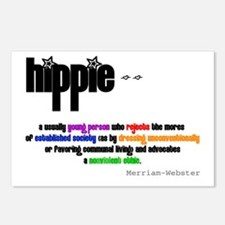 Hippie Defined Postcards (Package of 8)