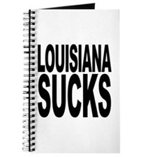Louisiana Sucks Journal