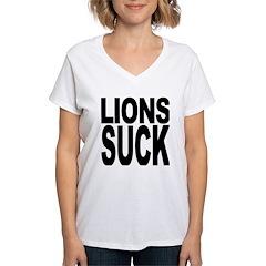 Lions Suck Shirt
