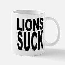 Lions Suck Mug