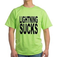 Lightning Sucks T-Shirt